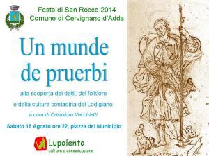 1 Cervignano festa di San Rocco 2014